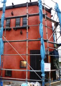 エイジング塗装|施工例|大阪の造形屋 atelier Loji(アトリエ・ロジ)