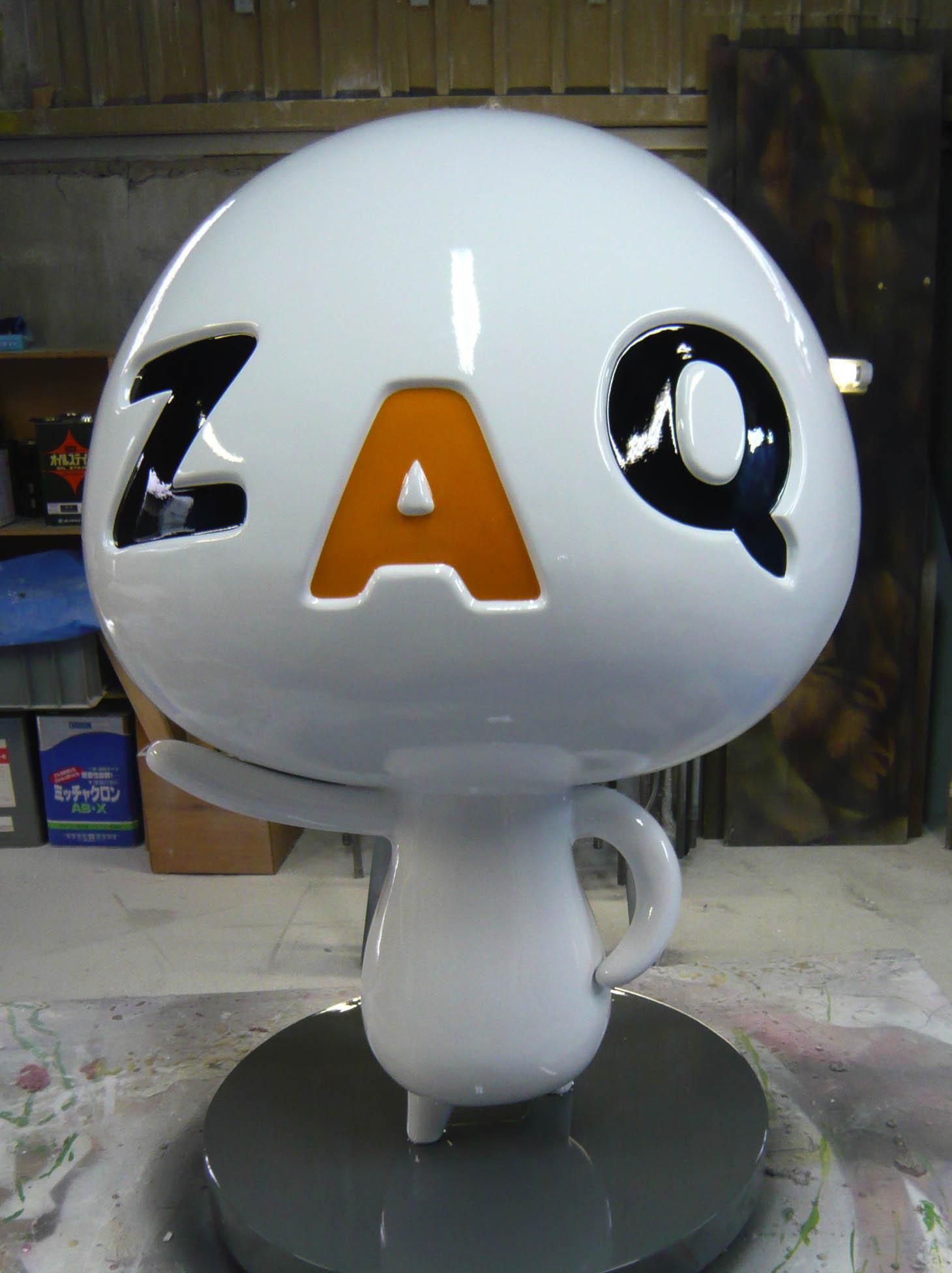 zaq|キャラクター|立体造形